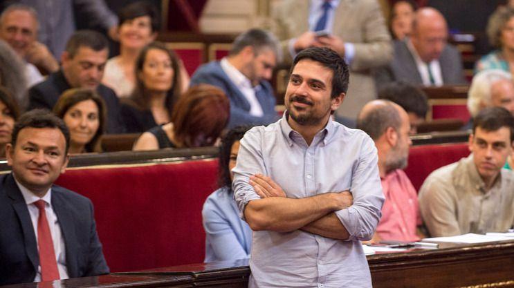 Podemos Madrid: Ramón Espinar lanza #EscuchandoPodemos para competir con Rita Maestre