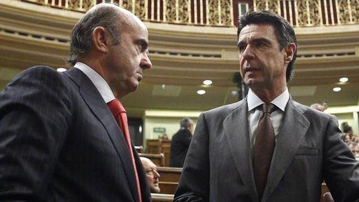 Ciudadanos ayuda a que Guindos no tenga que dar la cara ante el Pleno del Congreso por el caso Soria