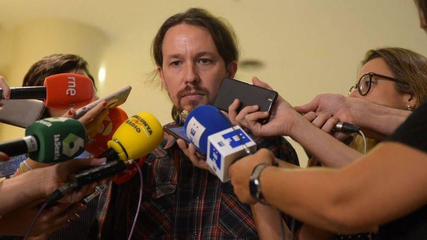 Iglesias confirma su momento más gris con el caso de Podemos Madrid y el choque con IU en el Congreso