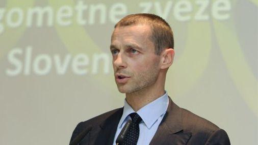 Un abogado esloveno, Aleksander Ceferin, nuevo presidente de la UEFA