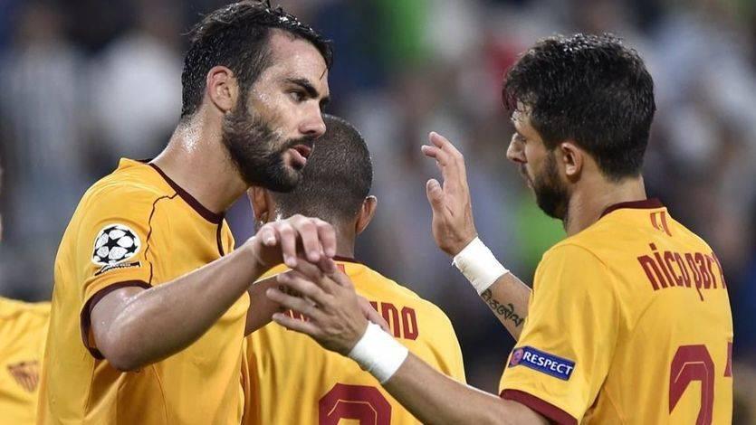 El Sevilla arranca un valioso empate en terreno de la Juventus (0-0)