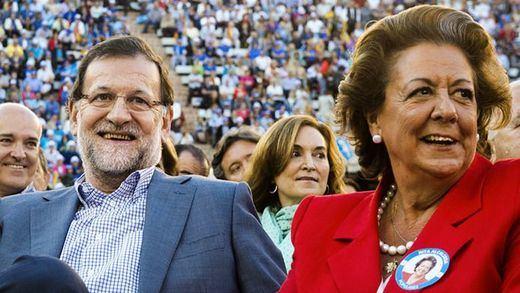 Rajoy no dio la cara ni ante Rita Barberá: Cospedal dirigió todas las gestiones para exigirle la renuncia