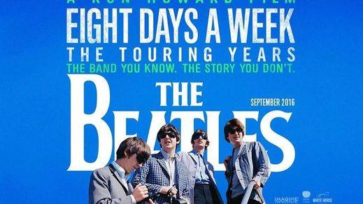 'The Beatles: Eight Days a Week': La gira mágica y misteriosa de los Beatles
