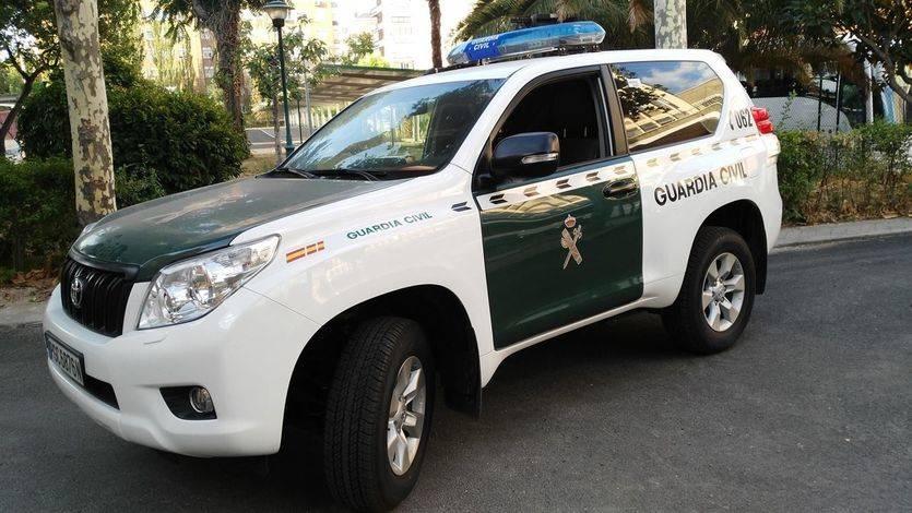 Dos guardias civiles, entre los detenidos por robar a narcotraficantes