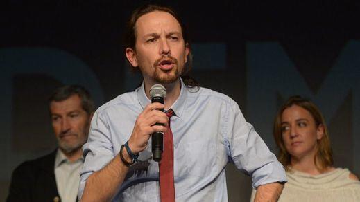 Tania Sánchez niega la crisis interna en Podemos