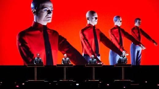 Cuenta atrás para las 8 actuaciones de Kraftwerk en el Guggenheim de Bilbao