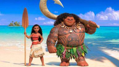 Llega el nuevo tr�iler de 'Vaiana', la gran apuesta de los estudios Disney