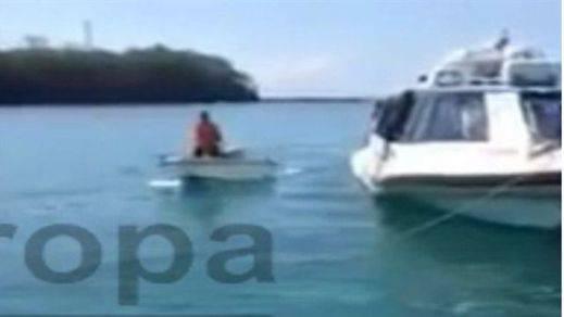 Muere una española y otros tres resultan heridos en la explosión de un barco de turistas en Bali