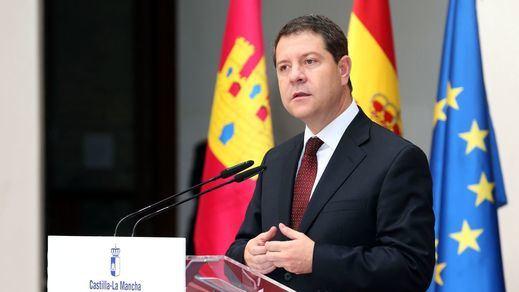 García-Page firma el lunes el Pacto por la Recuperación Económica con los agentes sociales