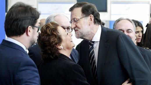 Rajoy elude pedir el escaño a Barberá: 'No tengo ninguna autoridad sobre ella'