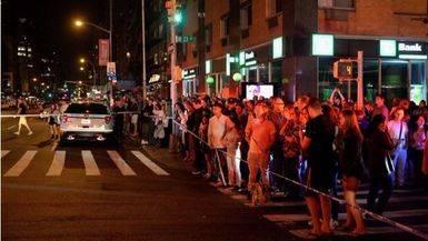 Una treintena de heridos por la explosi�n de un artefacto en Nueva York y descubren otra bomba