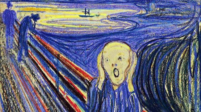 Encuentran la solución al misterio de 'El grito' de Munch