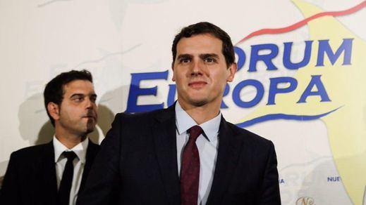 Albert Rivera plantea ya 3 ejes de negociación para apoyar al PP en Galicia