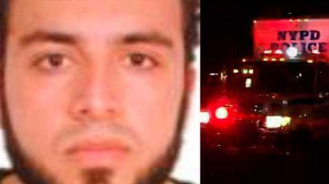Sospechoso terrorista de la explosión Nueva York