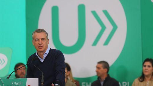 Las sorprendentes declaraciones de Urkullu sobre la independencia del País Vasco