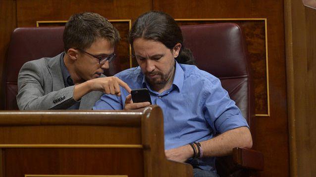 Iglesias y Errejón definen posiciones ante el debate sobre el 'tono' de Podemos