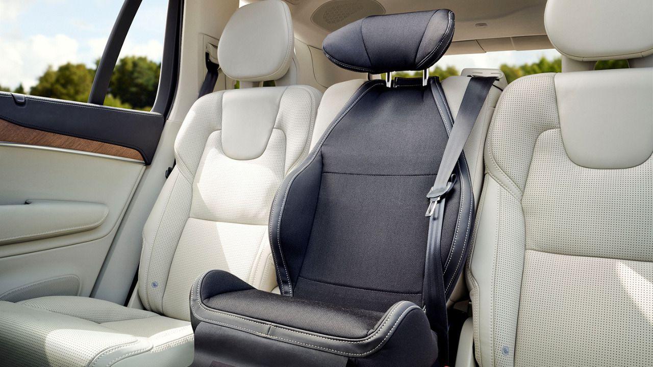 Crean una sillita infantil para coches con airbag for Asientos infantiles coche