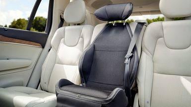 Crean una sillita infantil para coches con airbag