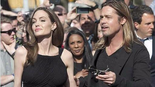 Brad Pitt, furioso con Angelina Jolie por abrir la caja de los truenos y los trapos sucios