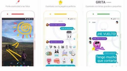 Google lanza Allo para competir con Whatsapp