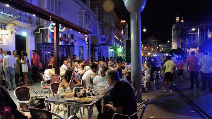 La mitad de los restaurantes en España ha sufrido algún 'simpa' en el último año