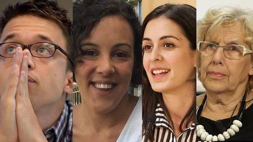 Los 10 rostros del Podemos más 'amable' y transversal