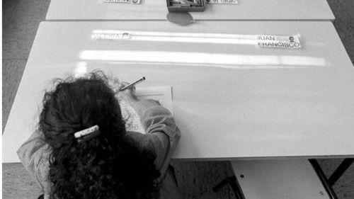 La crisis ha disparado el abandono escolar en las familias con dificultades económicas