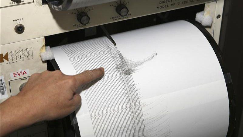 Terremoto de 2,9 grados en Chauchina (Granada)