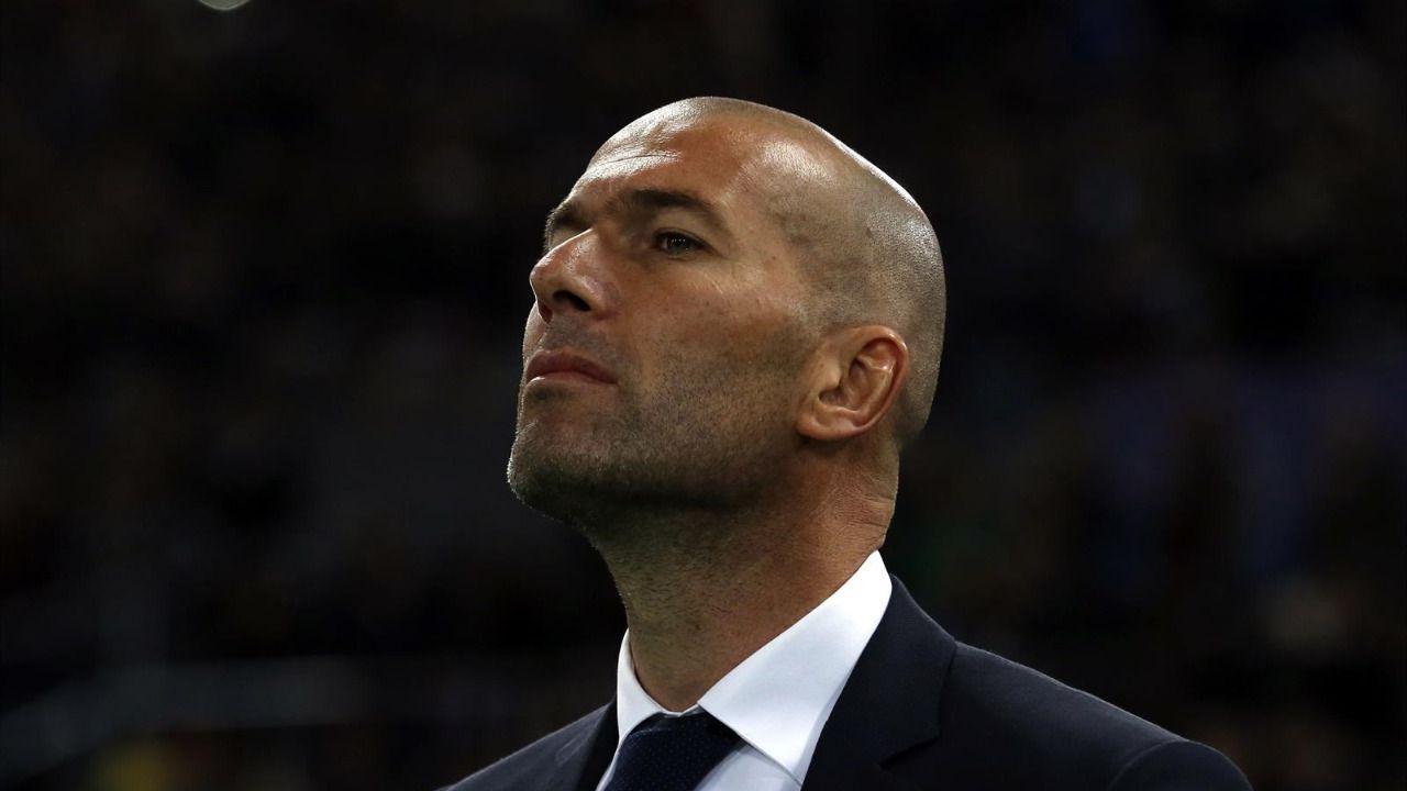 Zidane se moja y habla claro: