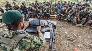 Las FARC estudiar�n c�mo su partido pol�tico tras la llegada de la paz