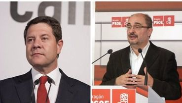 Los barones socialistas Page y Lambán consideran 'irresponsable' el plan de Sánchez