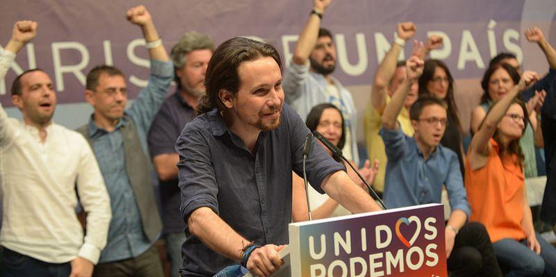 Podemos se resiste a dejar de ser un 'ejército partisano' ante la guerra de desgaste político