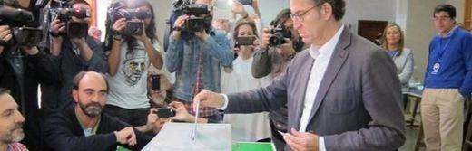 >> Casi 4,5 millones de gallegos y vascos pueden decidir el futuro de Sánchez… y de Rajoy