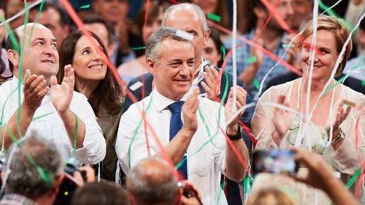 ELECCIONES VASCAS: el PNV gana con 2 escaños más y elegirá compañero para gobernar