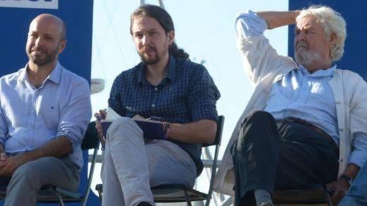 La apuesta plurinacional de Podemos hace realidad el sorpasso (en votos) gallego y vasco