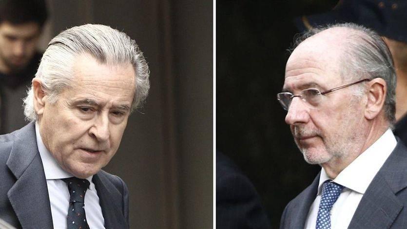 Hoy comienza el juicio por las tarjetas 'black': Blesa y Rato, recibidos con insutos y abucheos, se enfrentan a varios años de cárcel