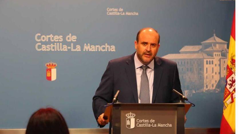 Martínez Guijarro tiene claro que la ruptura de Podemos no tiene nada que ver con la situación y los intereses regiónales