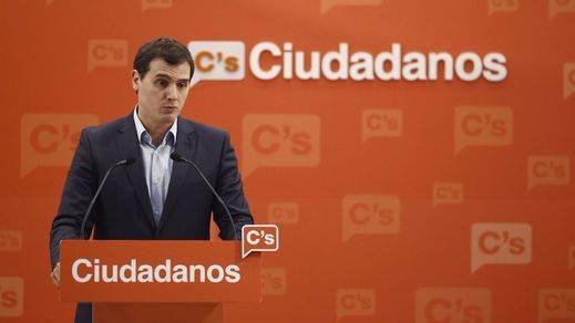 Ciudadanos cree que Sánchez sólo intenta