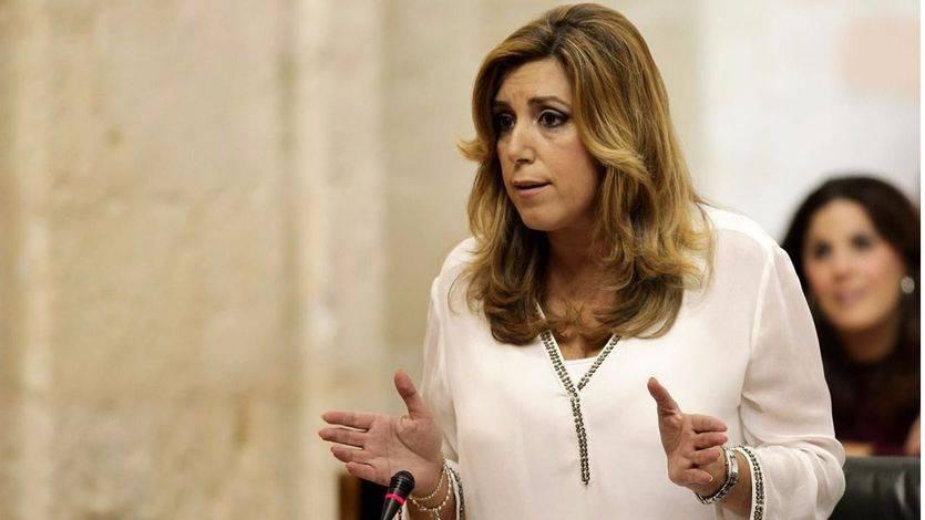 Susana Díaz mueve 'ficha' antes del esperado duelo del sábado en Ferraz