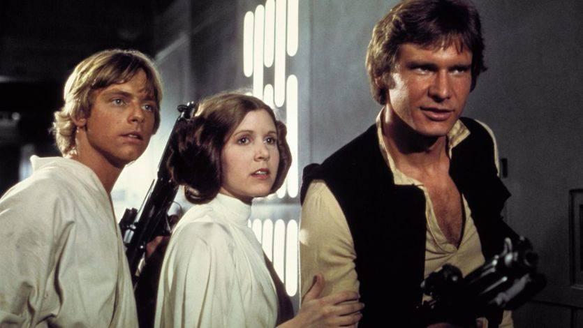 Star Wars: Carrie Fisher revela por qué Leia dejó a Han Solo