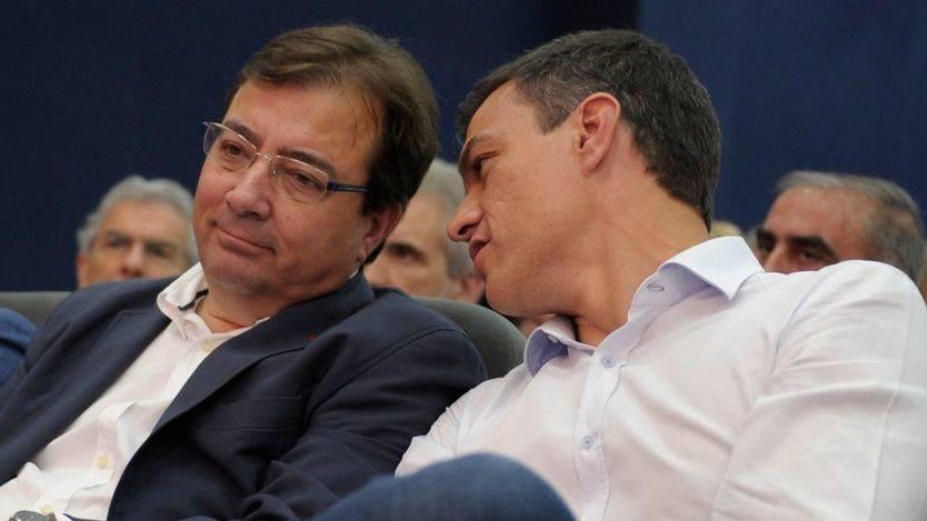 Podemos, al rescate de Sánchez: rompe también con Vara en Extremadura y pone en el punto de mira a Lambán en Aragón