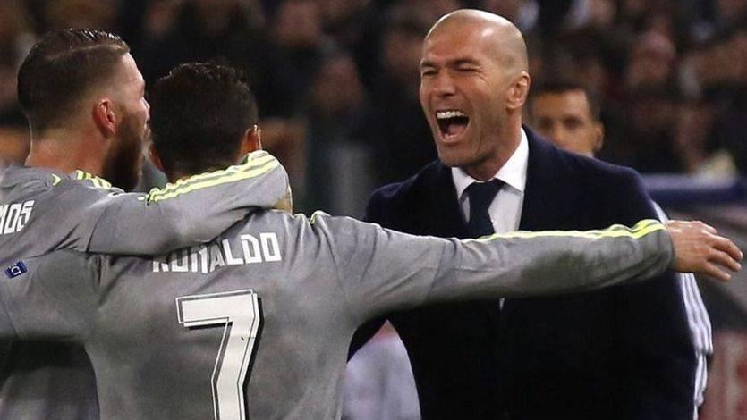 Zidane zanja la polémica con Cristiano: 'Yo no soy tonto y él es inteligente'