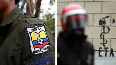 8 diferencias del proceso de paz en Colombia y el fin de ETA en Euskadi