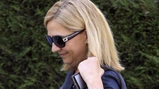 2 millones de euros, la posible cifra que ofreció la Casa Real para 'desimputar' a la infanta Cristina