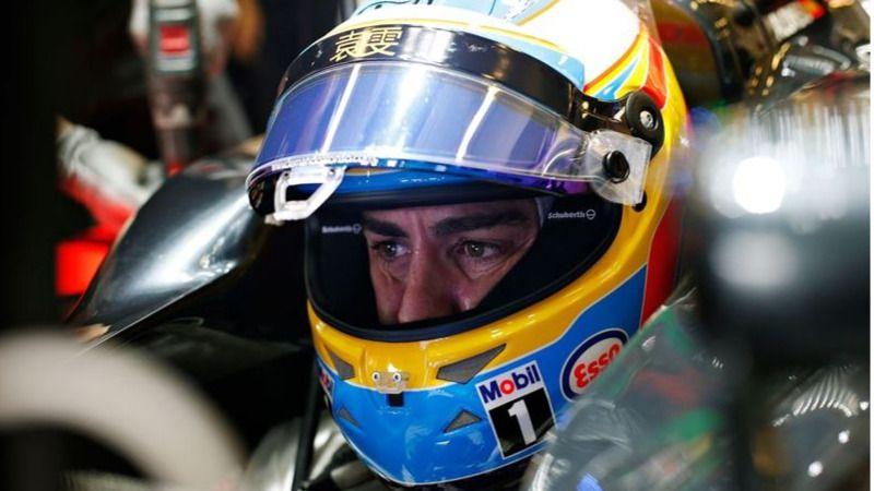 Por fin un Alonso optimista: confía en 'un buen resultado' en 'su' circuito de Malasia