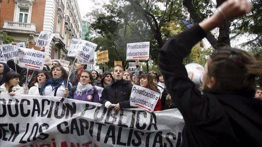 El Sindicato de Estudiantes convoca una huelga el 26-O contra