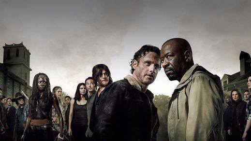 The Walking Dead: Así será el reinado de Negan en la 7ª temporada
