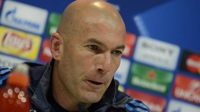 Zidane, 'jodido' por los jugadores tras el empate en Dortmund (2-2)