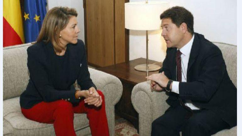 García Page lo deja muy claro: 'Acuerdo y Cospedal son palabras que tienen un encaje difícil'