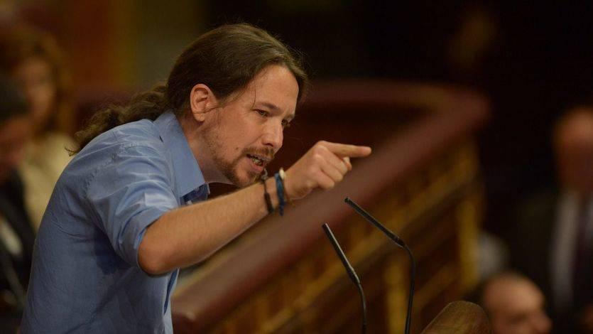 Pablo Iglesias tacha de 'fraude' la maniobra de los críticos del PSOE para tumbar a Sánchez